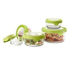 5 Piece True Seal Food Storage Container Set