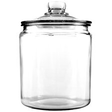 Heritage Jar with Lid (Set of 2)