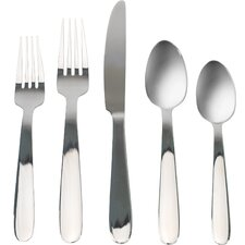 20 Piece Zone Flatware Set