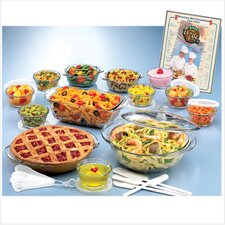 Expressions 25 Piece Bakeware Set