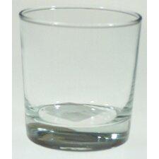 9 oz. Heavybase Crystal Rocks Old Fashioned Glass (Set of 12)