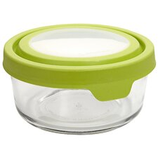 4 Cup Round True Seal Storage Container (Set of 4)