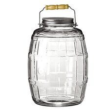 2.5-Gallon Barrel Jar