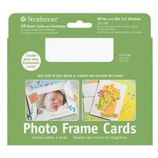 Photo Frame Cards (Set of 10)