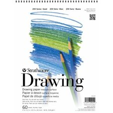 200 Series Drawing Pads (Set of 6)