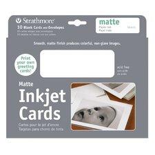 Inkjet Cards