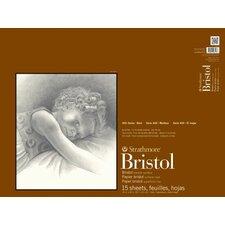 400 Series Bristol Pad (Set of 6)