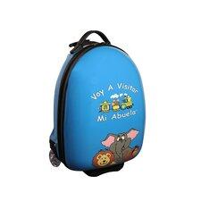 """""""Voy A Visitar Mi Abuela"""" Animals Children's Luggage"""