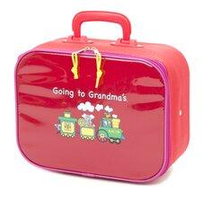 "Going to Grandma's 12.5"" Children's Suitcase"