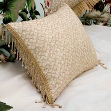 Basketweave by Hanalei Home Throw Pillow