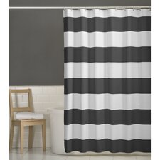 Porter  Fabric Shower Curtain
