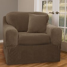 Collin Stretch Separate Seat Chair Slipcover