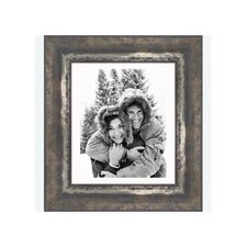 "8"" x 10"" Frame in Black and Moss Silver"