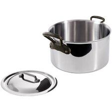 M'Cook Stewpan with Lid