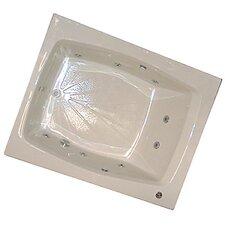 "60"" x 48"" Whirlpool Tub"