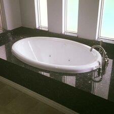 "58"" x 39"" Air / Whirlpool Bathtubub"