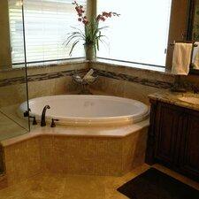 "69"" x 41"" Soaker Drop-In Bathtub"