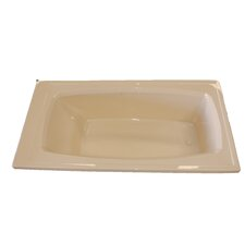 """72"""" x 36"""" Whirlpool Bathtub"""