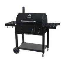 """30"""" Deluxe Charcoal Grill"""