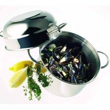 Resto 3.2-qt. Stock Pot with Lid