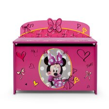 Minnie Deluxe Toy Box