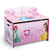 Princess Deluxe Toy Box