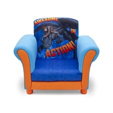 How to Train Your Dragon Kids' Club Chair