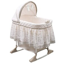 Play Time Jungle Rocking Bassinet