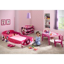 Minnie Mouse Interactive Toddler Bed