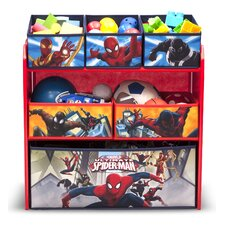 Spider-Man Toy Organizer