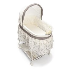 Sweet Beginnings Falling Leaves Bassinet