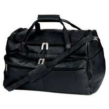 "Vaqueta Napa 19.5"" Leather Duffel"
