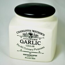 Charlotte Watson Garlic Cellar in Cream