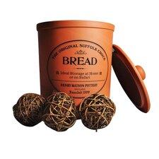 Original Suffolk 120-Ounce Bread Crock