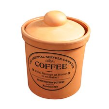 Original Suffolk 28-Ounce Coffee Canister