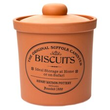 Original Suffolk 80-Ounce Biscuit Canister