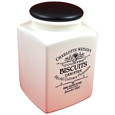 Charlotte Watson 80-Ounce Biscuit Canister
