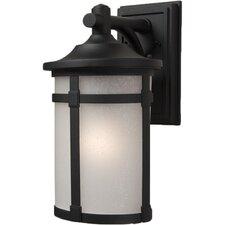 St. Moritz 1 Light Wall Lantern