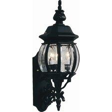 Classico 3 Light Wall Lantern