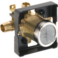 Classic Universal Tub and Shower Valve Body with Stop