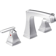 Ashlyn Two Handle Widespread Lavatory Faucet with Drain