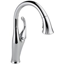 Addison Single Handle Deck Mounted Kitchen Faucet