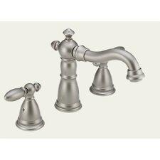 Victorian Double Handle Roman Tub Faucet