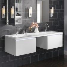 "Ladena 20-7/8"" x 14-3/8"" x 8-1/8"" Undermount Bathroom Sink"
