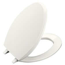 Glenbury with Quick-Release Hinges Elongated Toilet Seat