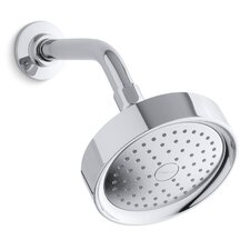 Purist 2.5 GPM Single-Function Wall-Mount Shower Head with Katalyst Air-Induction Spray