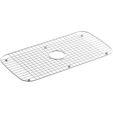 """Stainless Steel Sink Rack, 13-3/4"""" x 27-1/2"""" for Undertone and Verse Kitchen Sinks"""
