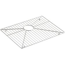 "Stainless Steel Sink Rack, 21-1/4"" x 15-15/16"" for Vault K-3822 Kitchen Sink"