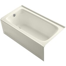 "Bancroft Alcove 60"" x 32"" Soaking Bathtub"