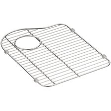 Hartland Stainless Steel Sink Rack for Left-Hand Bowl